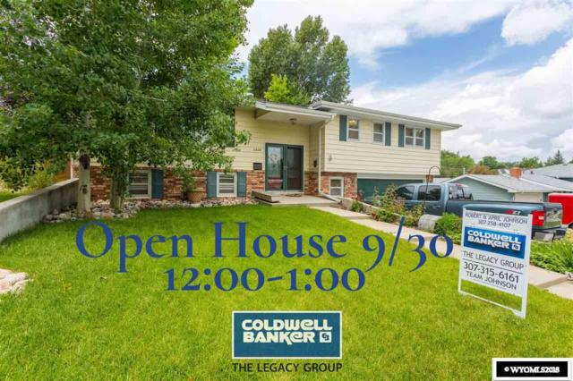3220 Green Meadows Drive, Casper, WY 82604 (MLS #20185610) :: RE/MAX The Group