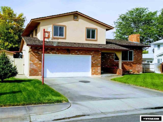 508 S 19th, Worland, WY 82401 (MLS #20185653) :: Lisa Burridge & Associates Real Estate