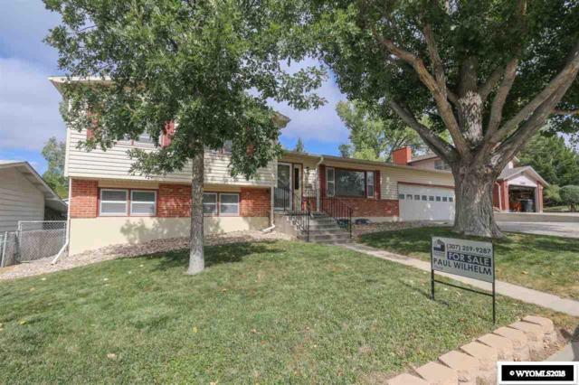 3460 E 15th Street, Casper, WY 82609 (MLS #20185772) :: Real Estate Leaders
