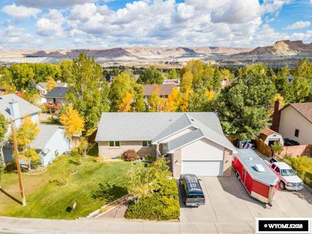 2315 W Teton Blvd, Green River, WY 82935 (MLS #20185826) :: RE/MAX The Group