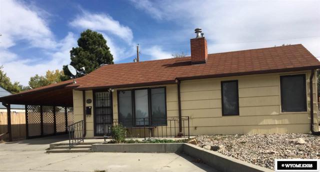 137 N Minnesota, Casper, WY 82609 (MLS #20185841) :: Lisa Burridge & Associates Real Estate