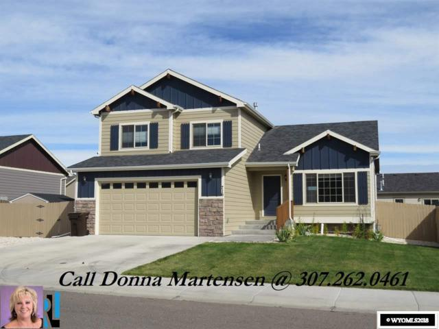 716 Camp Davis  Circle, Evansville, WY 82636 (MLS #20185907) :: RE/MAX The Group