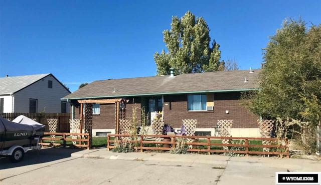 736 Richards Street, Thermopolis, WY 82443 (MLS #20186037) :: RE/MAX The Group
