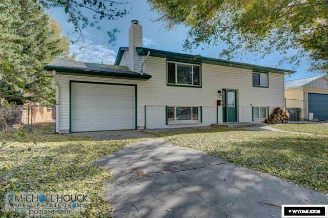 39 Goldenrod Street, Casper, WY 82604 (MLS #20186050) :: Lisa Burridge & Associates Real Estate