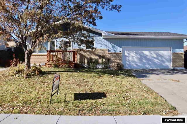 204 Columbine, Casper, WY 82604 (MLS #20186305) :: Lisa Burridge & Associates Real Estate