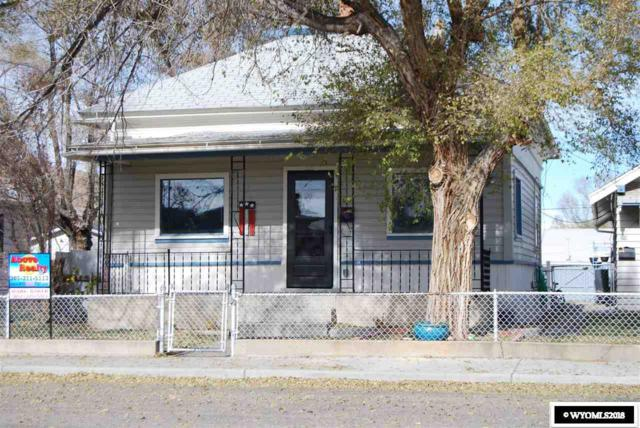 212 Thomas Street, Rock Springs, WY 82901 (MLS #20186313) :: Lisa Burridge & Associates Real Estate
