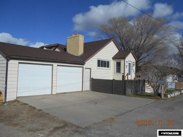 431 Donnel Street, Rawlins, WY 82301 (MLS #20186314) :: RE/MAX The Group