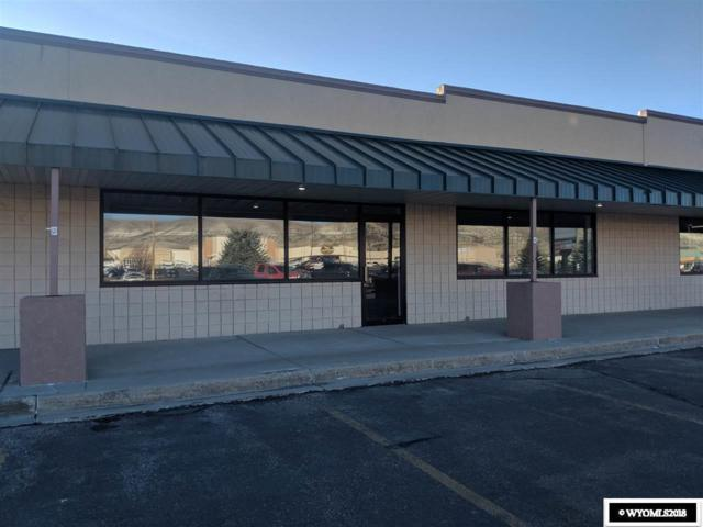 2400 Foothill, Suite 3 A Boulevard, Rock Springs, WY 82901 (MLS #20186362) :: Lisa Burridge & Associates Real Estate