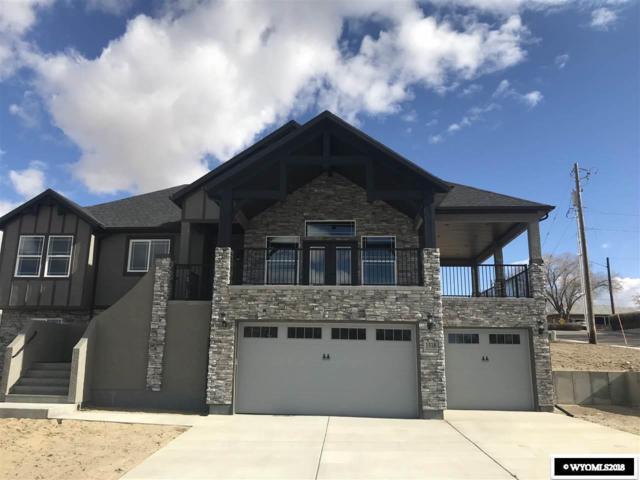 1518 Kari, Rock Springs, WY 82901 (MLS #20186452) :: Lisa Burridge & Associates Real Estate