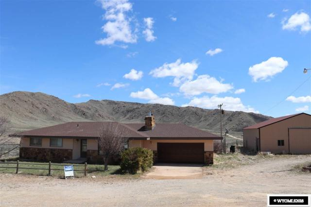 45 Cherokee Road, Rawlins, WY 82301 (MLS #20186531) :: RE/MAX The Group