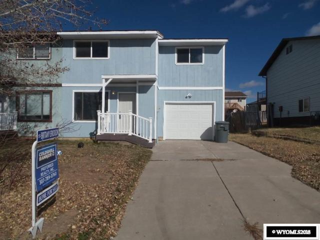 426 Smith Ave., Evanston, WY 82930 (MLS #20186569) :: Real Estate Leaders