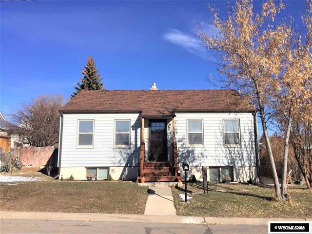 619 Elk St, Kemmerer, WY 83101 (MLS #20186589) :: Lisa Burridge & Associates Real Estate