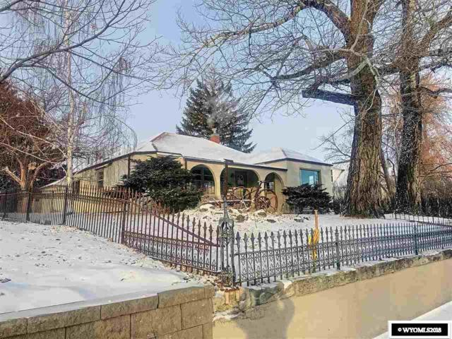 308 S Main Street, Buffalo, WY 82834 (MLS #20186687) :: Lisa Burridge & Associates Real Estate