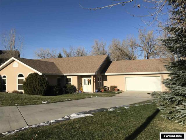 860 Woodman Drive, Buffalo, WY 82834 (MLS #20186715) :: Lisa Burridge & Associates Real Estate