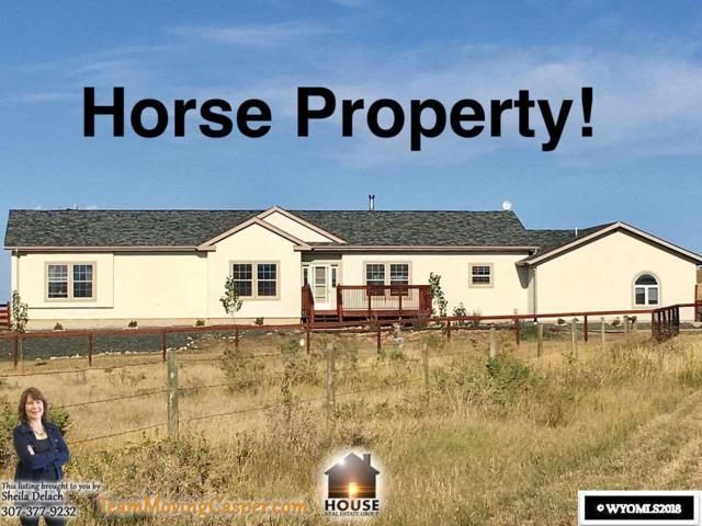 6 Peirce Court, Evansville, WY 82637 (MLS #20186727) :: Lisa Burridge & Associates Real Estate
