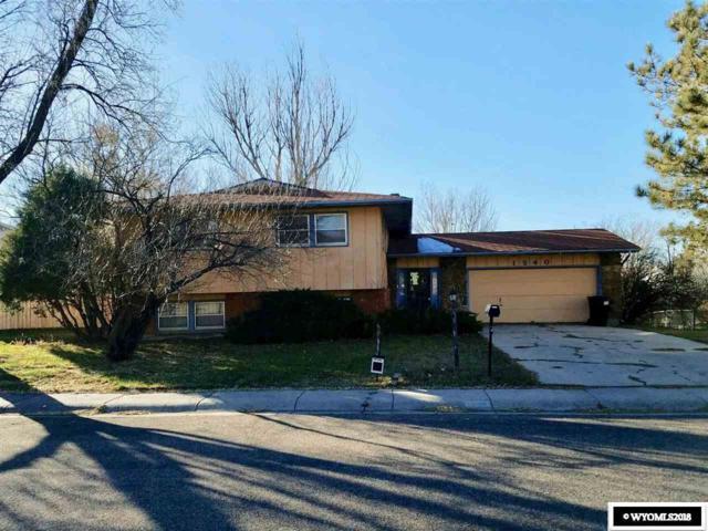 1540 Linda Vista, Casper, WY 82601 (MLS #20186729) :: RE/MAX The Group