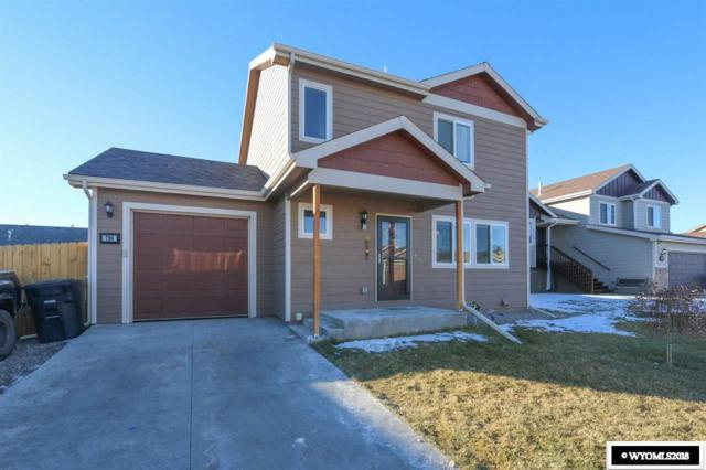 798 Fossil Butte Street, Mills, WY 82644 (MLS #20186749) :: Lisa Burridge & Associates Real Estate