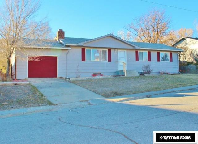 1210 Ritter Street, Rawlins, WY 82301 (MLS #20186797) :: RE/MAX The Group