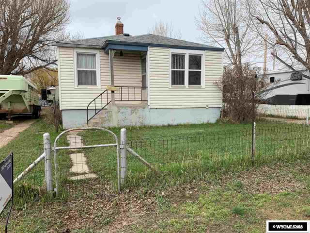 319 Maple Street, Medicine Bow, WY 82329 (MLS #20186804) :: RE/MAX The Group
