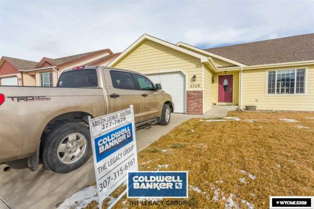 4148 Dartford Court, Casper, WY 82609 (MLS #20186843) :: RE/MAX The Group