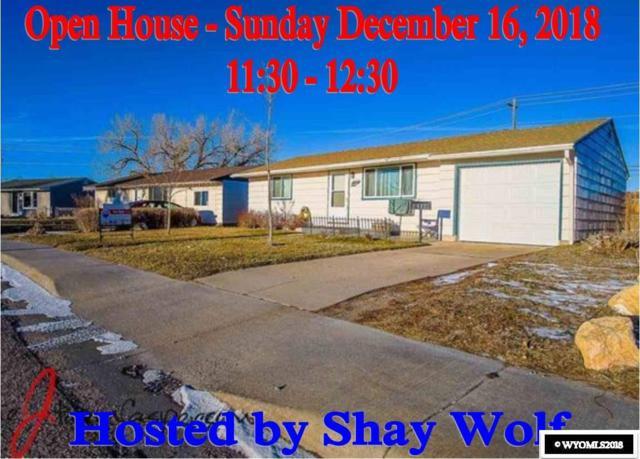 1337 Sheridan Street, Casper, WY 82601 (MLS #20186973) :: RE/MAX The Group