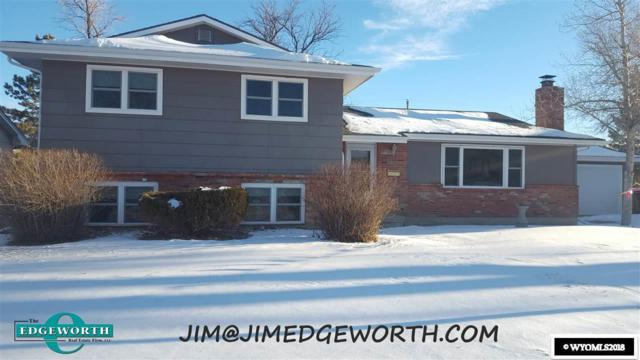65 Valley Drive, Casper, WY 82604 (MLS #20187007) :: Lisa Burridge & Associates Real Estate