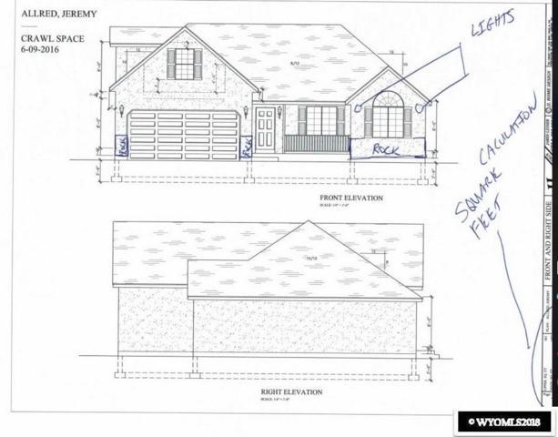 701 Willow Drive, Mountain View, WY 82939 (MLS #20187020) :: Lisa Burridge & Associates Real Estate