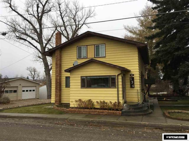134 W Parmelee Street, Buffalo, WY 82834 (MLS #20187085) :: Lisa Burridge & Associates Real Estate
