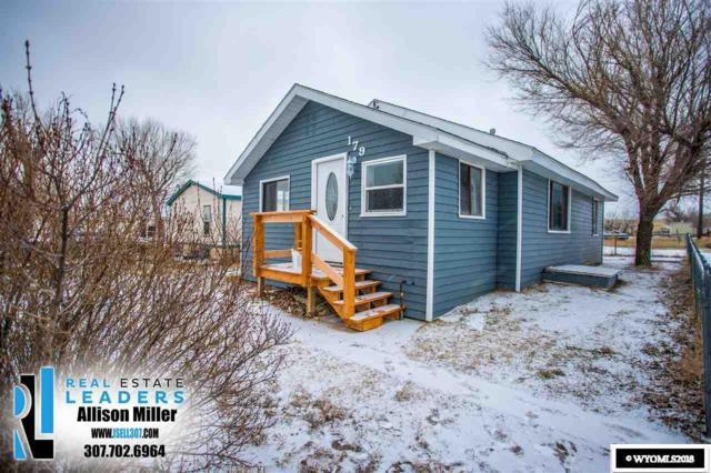 179 1st Street, Evansville, WY 82636 (MLS #20187111) :: RE/MAX The Group