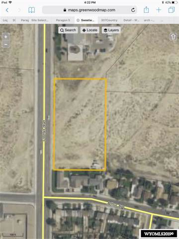 Corner Of Foothill, Rock Springs, WY 82901 (MLS #20190054) :: RE/MAX The Group