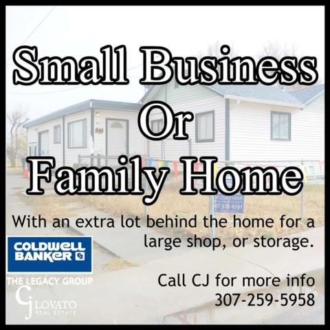 845 N Elma Street, Casper, WY 82601 (MLS #20190095) :: Lisa Burridge & Associates Real Estate
