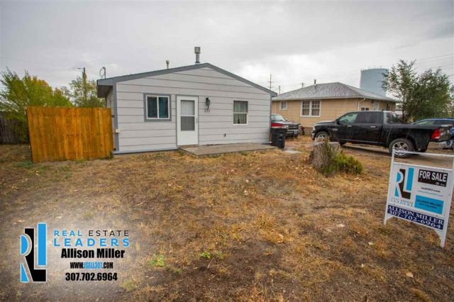 323 S 5th, Mills, WY 82604 (MLS #20190099) :: RE/MAX The Group