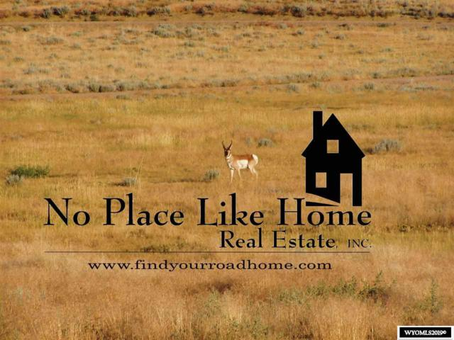0000 Tract #2 Bar Nunn, Bar Nunn, WY 82601 (MLS #20190115) :: Lisa Burridge & Associates Real Estate