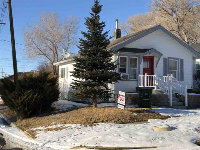 34 S 6th West Street, Green River, WY 82935 (MLS #20190164) :: RE/MAX The Group