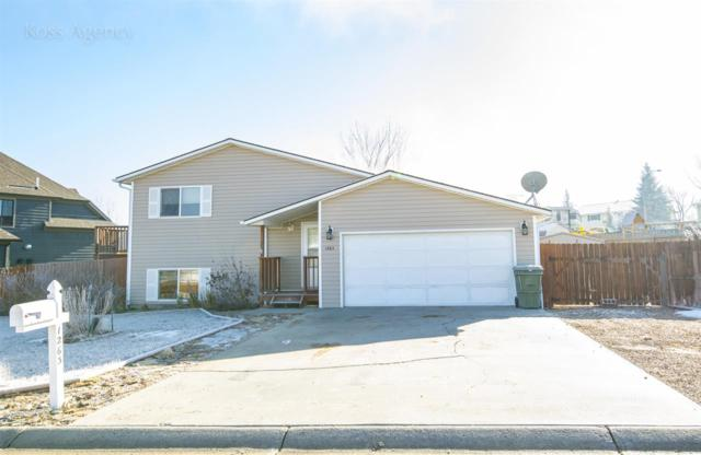 1263 North Fork Drive, Douglas, WY 82633 (MLS #20190186) :: Real Estate Leaders