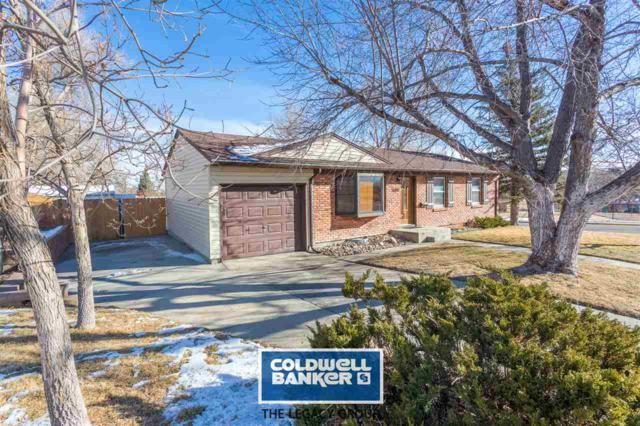 1600 W 27 Street, Casper, WY 82604 (MLS #20190238) :: Real Estate Leaders