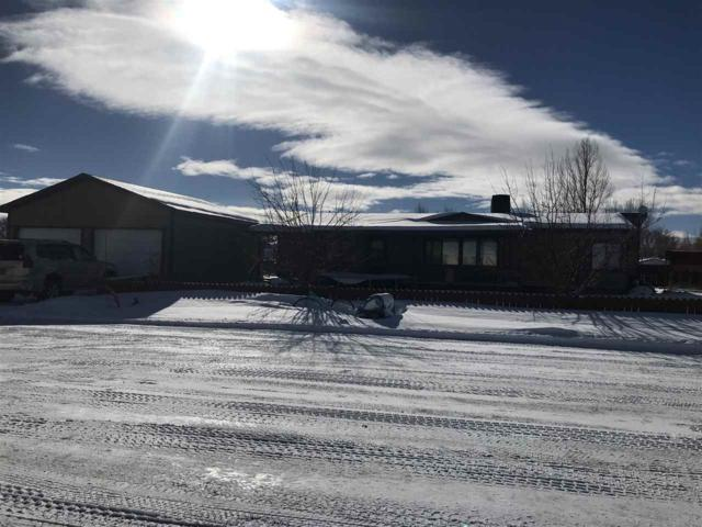 680 Seventh Street, Mountain View, WY 82939 (MLS #20190354) :: Lisa Burridge & Associates Real Estate