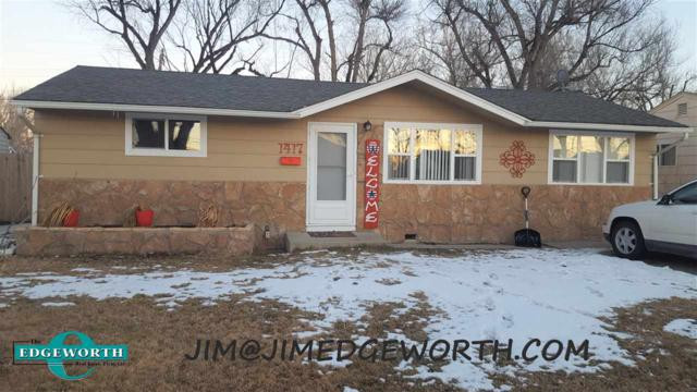 1417 Brigham Young Street, Casper, WY 82604 (MLS #20190475) :: RE/MAX The Group