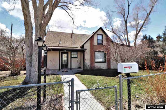 1116 Pilot Butte Avenue, Rock Springs, WY 82901 (MLS #20190569) :: Lisa Burridge & Associates Real Estate