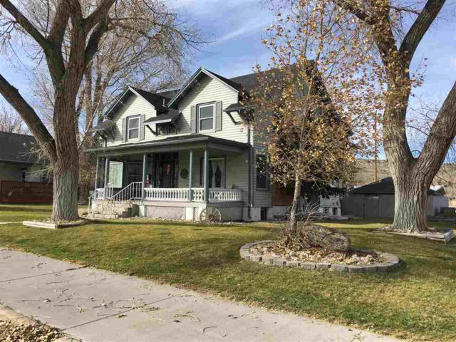 103 W Maple Street, Rawlins, WY 82301 (MLS #20190607) :: Lisa Burridge & Associates Real Estate