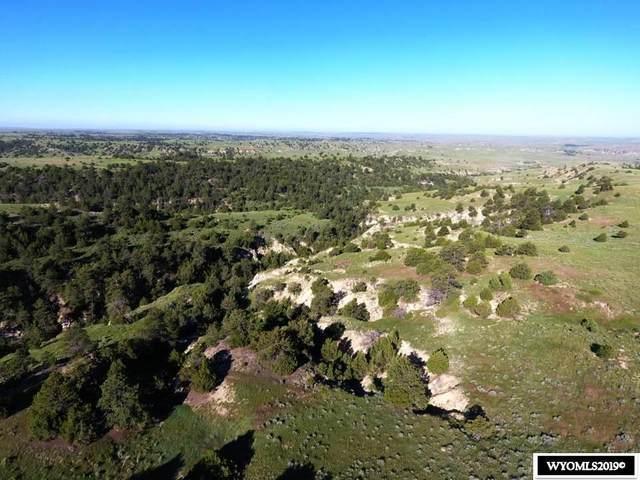 0 Twenty Mile R Cedar Canyon, Lance Creek, WY 82222 (MLS #20190616) :: Lisa Burridge & Associates Real Estate