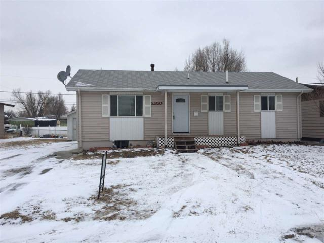 2950 E 11th Street, Casper, WY 82609 (MLS #20190687) :: RE/MAX The Group