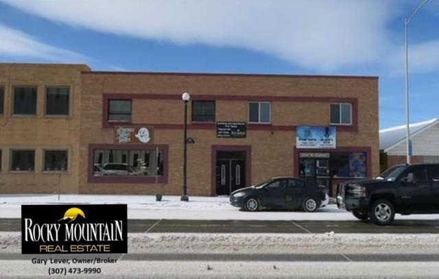 300 N Center Street, Casper, WY 82601 (MLS #20190705) :: Lisa Burridge & Associates Real Estate