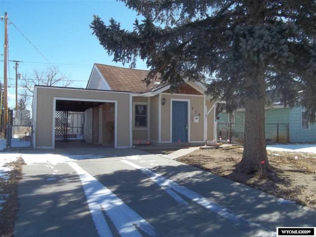 719 S Melrose, Casper, WY 82601 (MLS #20190723) :: RE/MAX The Group