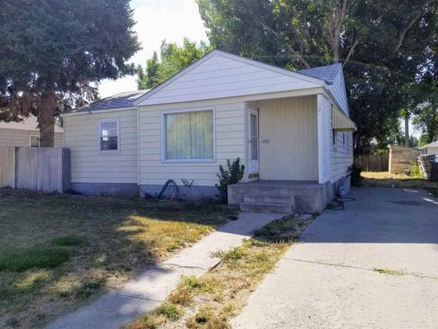 1404 Howell Avenue, Worland, WY 82401 (MLS #20190743) :: Real Estate Leaders