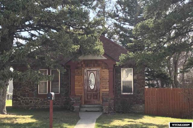 121 N Desmet Avenue, Buffalo, WY 82834 (MLS #20190778) :: Real Estate Leaders