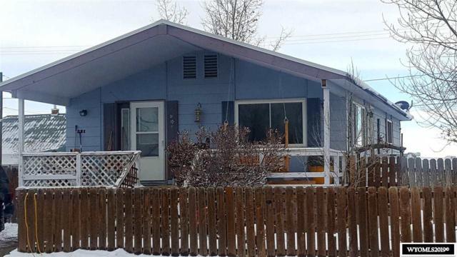 321 Smith Avenue, Big Piney, WY 83113 (MLS #20190799) :: Lisa Burridge & Associates Real Estate