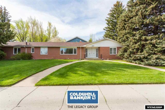 233 W 14th Street, Casper, WY 82601 (MLS #20190836) :: Real Estate Leaders
