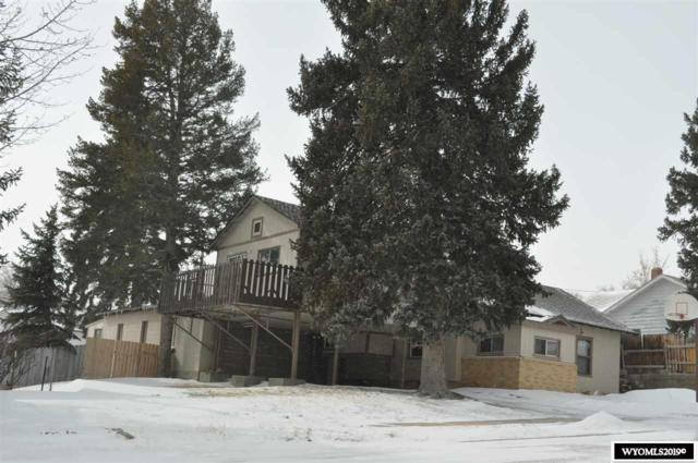 216 E Maple, Rawlins, WY 82301 (MLS #20190859) :: Real Estate Leaders