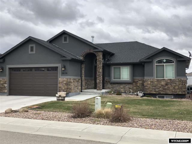 3829 Goshawk Drive, Rock Springs, WY 82901 (MLS #20190880) :: Lisa Burridge & Associates Real Estate